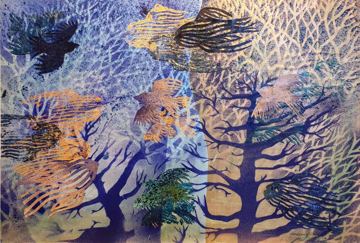 Shadows of the Disappeared by Kit Hoisington