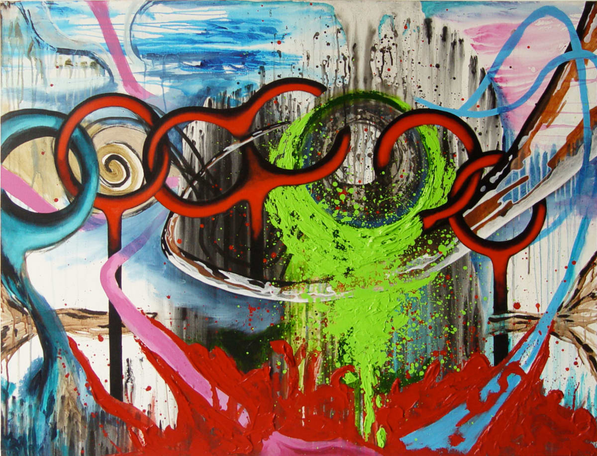 Explosión en la Mutación del Glifo Verde