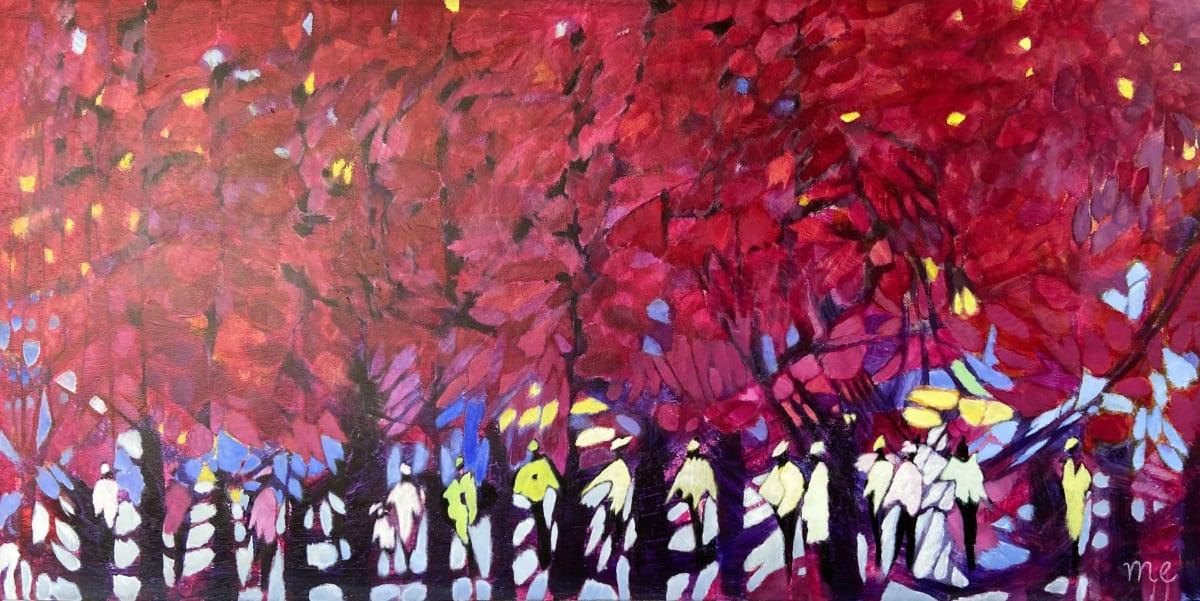 The Forest Celebrates by Marianne Enhörning