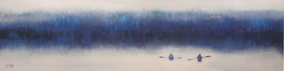Through the Veil of Mist by Marianne Enhörning