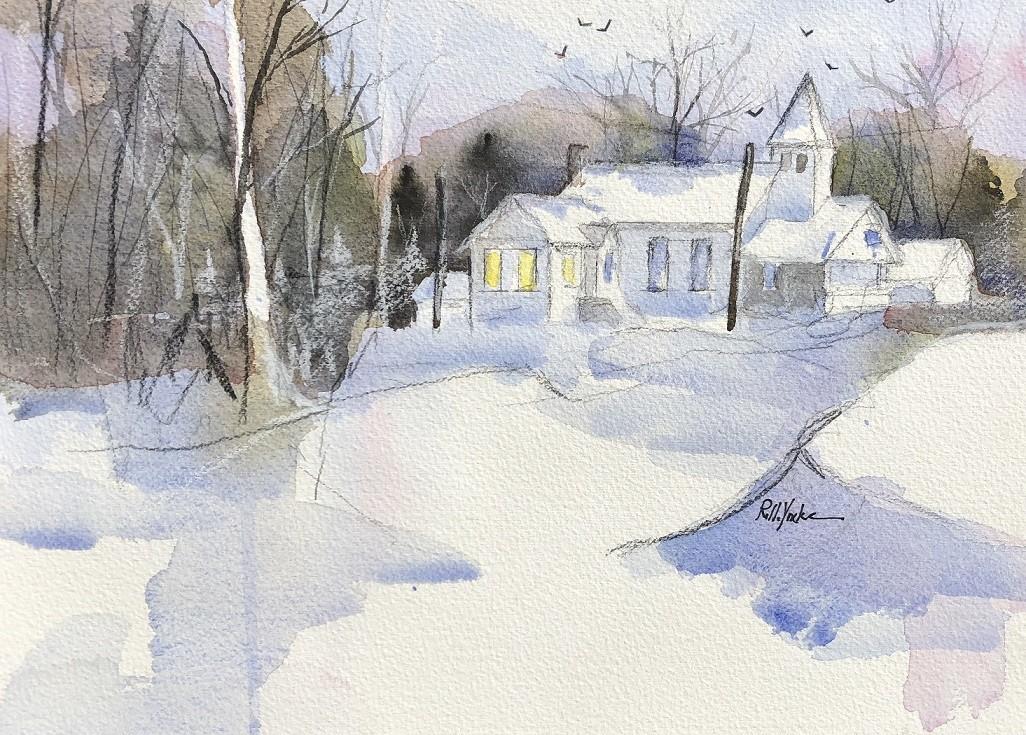 Asher Glade II by Robert Yonke