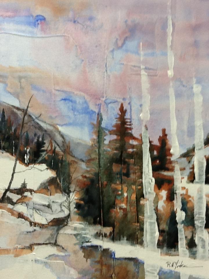 Firewood by Robert Yonke