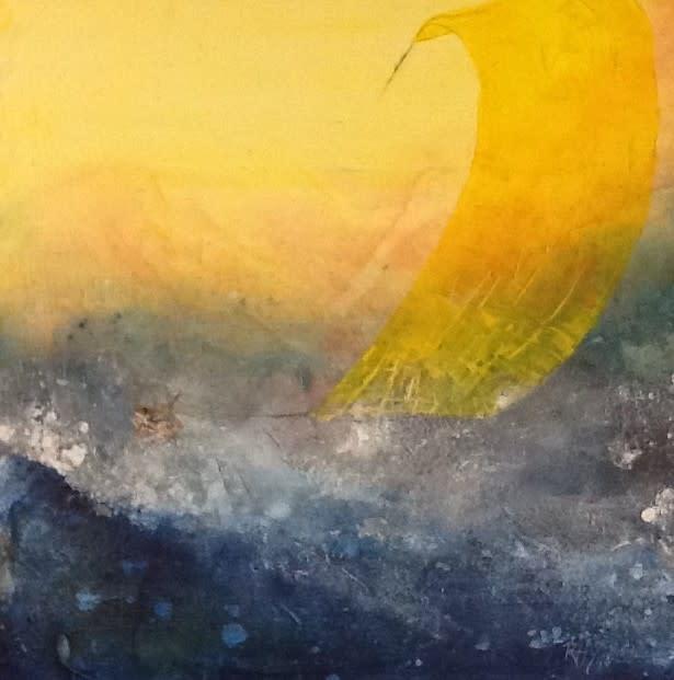 Hang On by Robert Yonke