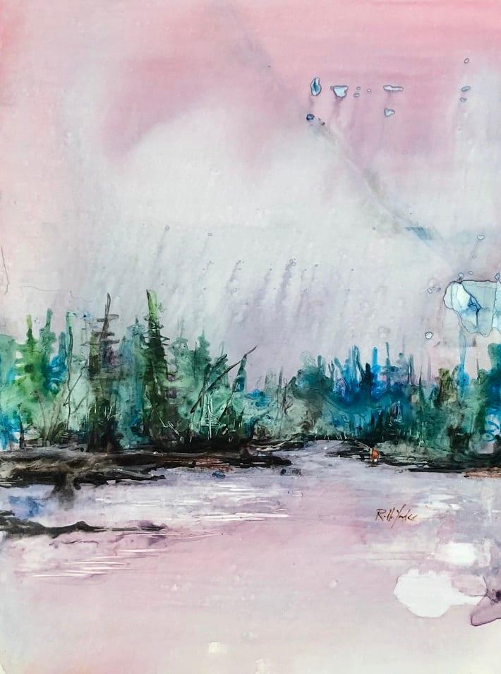 Gallatin Run by Robert Yonke