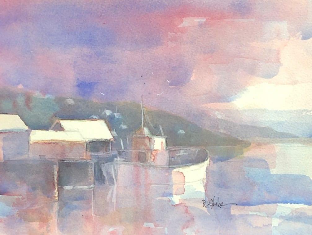 Kinsale Morning by Robert Yonke