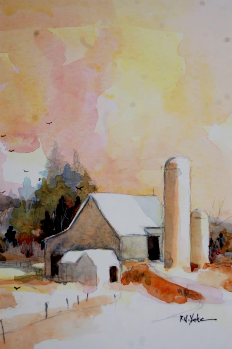 Milk House by Robert Yonke