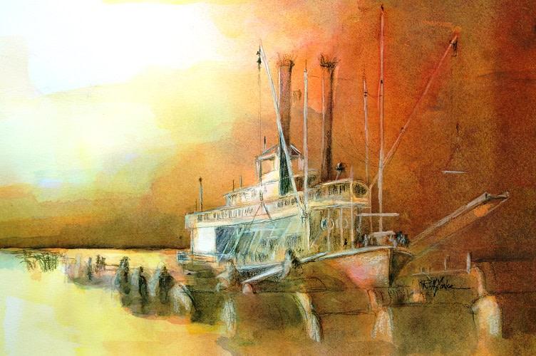 Natchez by Robert Yonke