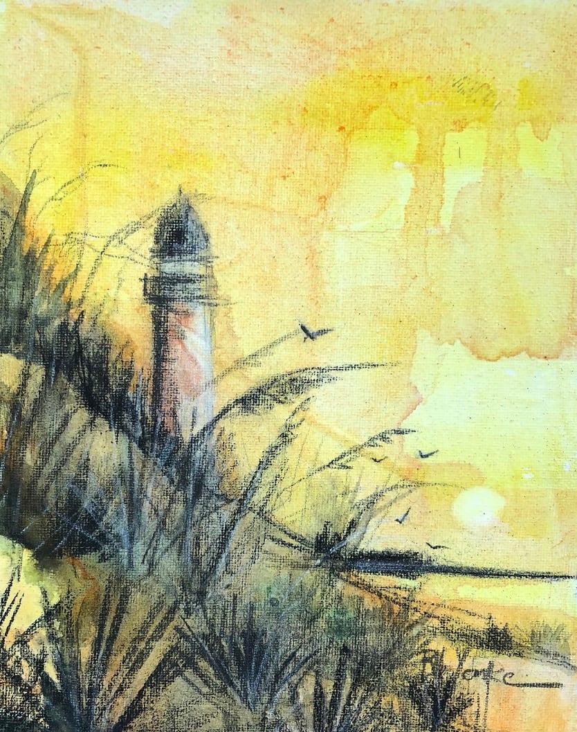 Ponce Light by Robert Yonke