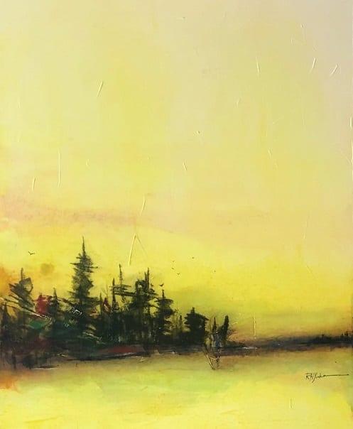 The Cove by Robert Yonke