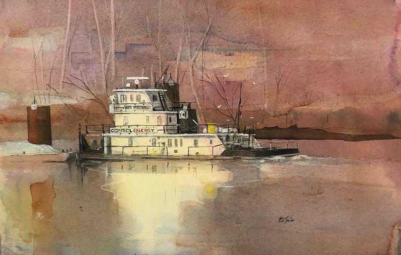 The Wes McDonald by Robert Yonke