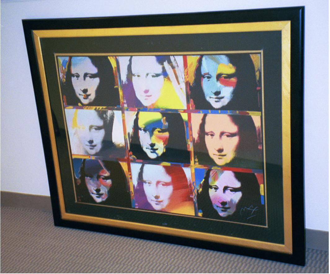 Mona Lisa Portraits