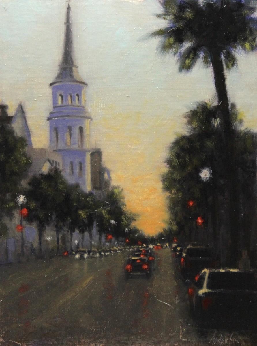 Twilight Charleston