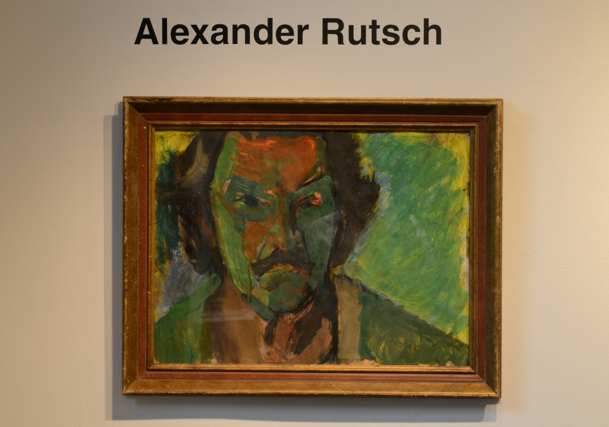 10th Biennial Competition! Alexander Rutsch Award and Exhibition for Painting