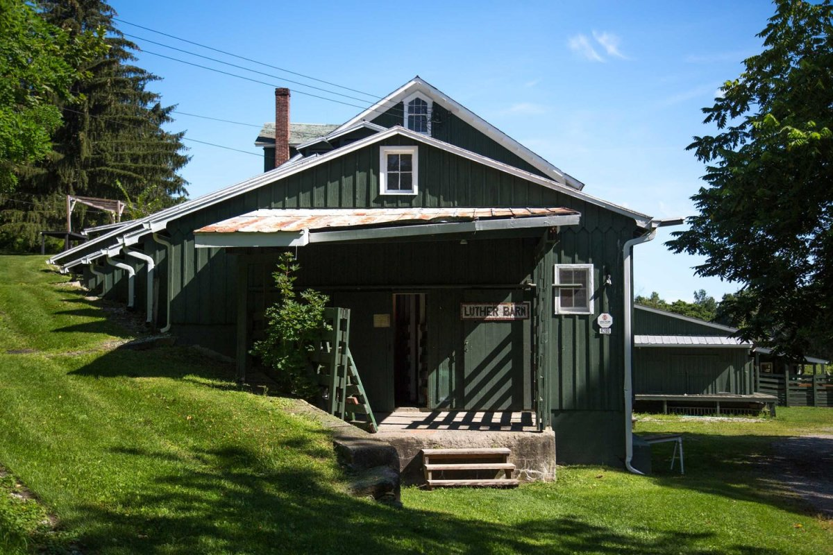 Wassaic Project 2019 Summer and Family Residency Program