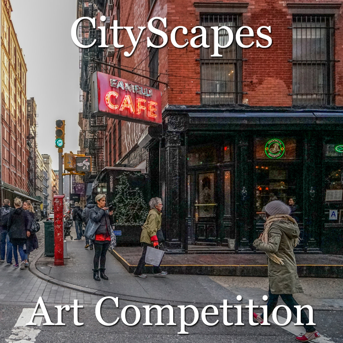 "Call for Art - 9th Annual ""CityScapes"" Online Art Competition"