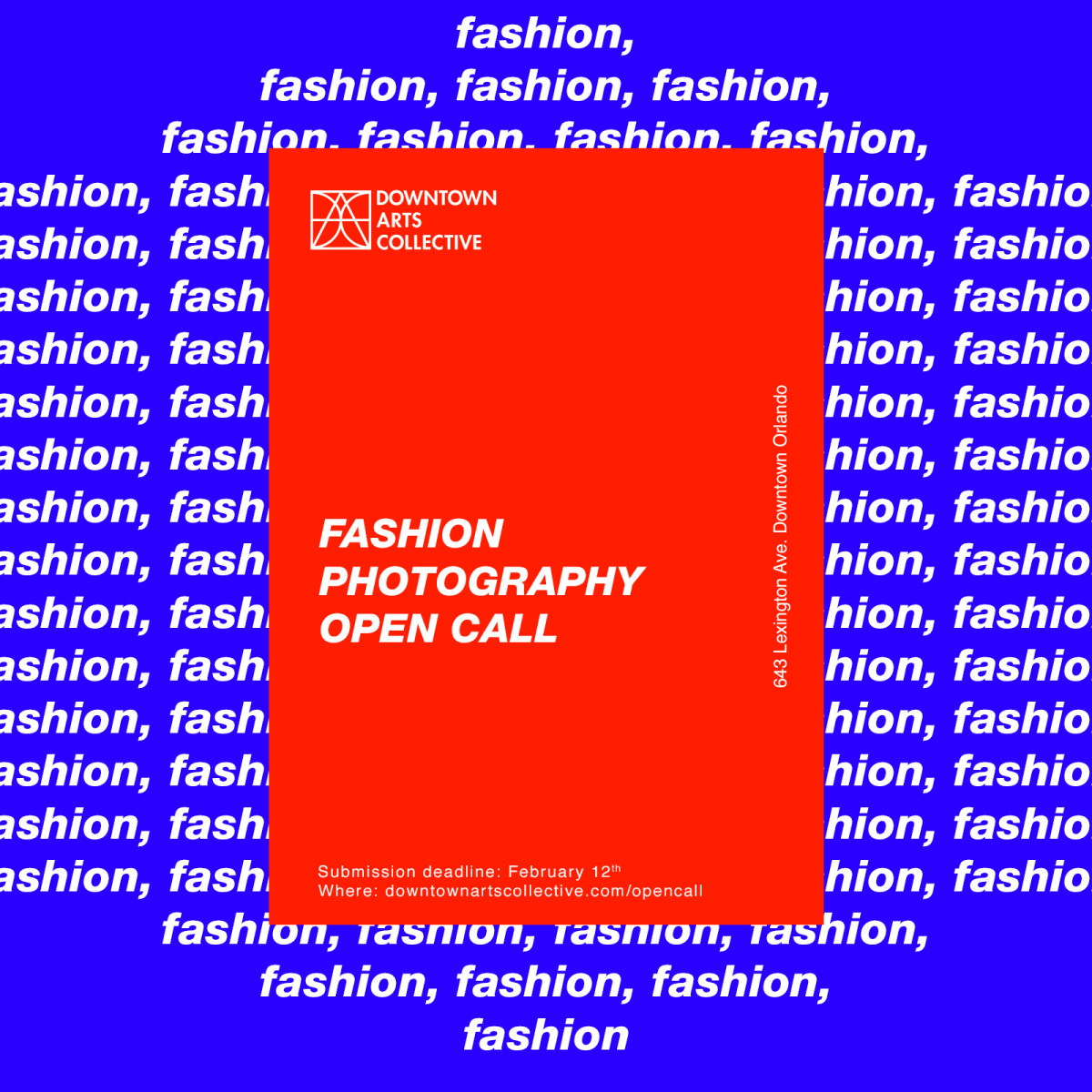 OPEN CALL: Fashion Photography Exhibition