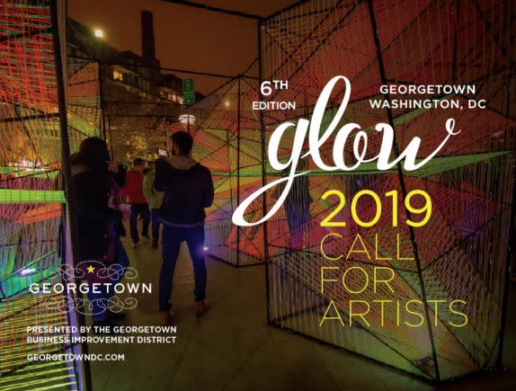 2019 Georgetown GLOW Call to Artist