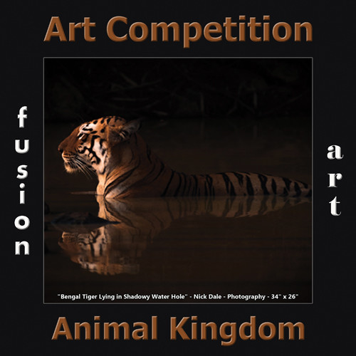4th Annual Animal Kingdom Art Competition