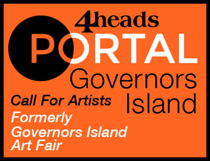 12th Annual Portal: Governors Island (formerly Governors Island Art Fair)