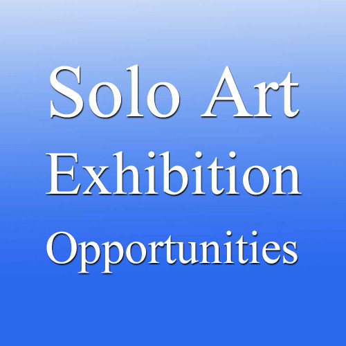 "12th Solo Art Series - ""An Opportunity to Shine"""
