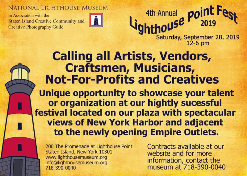 4th Annual Lighthouse Point Festival