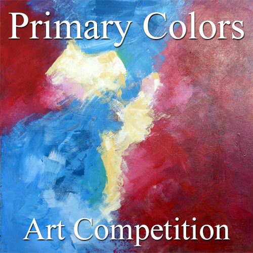 """""""Primary Colors"""" Online Art Competition"""