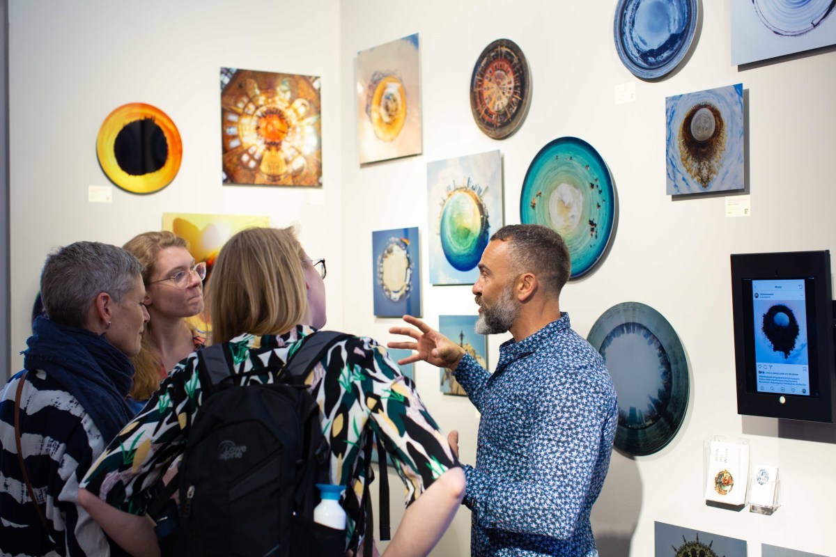Build Your Collector List at Superfine! Art Fair | LA 2020