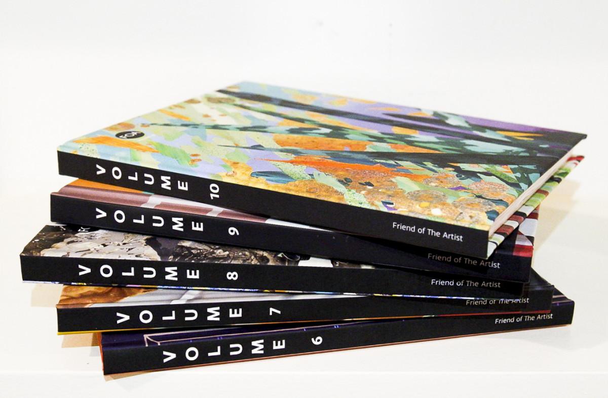 Publication Opporunity for Emerging Artist in Volume 11