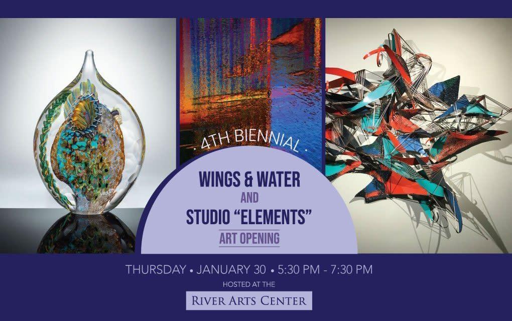 4th Biennial Wings & Water