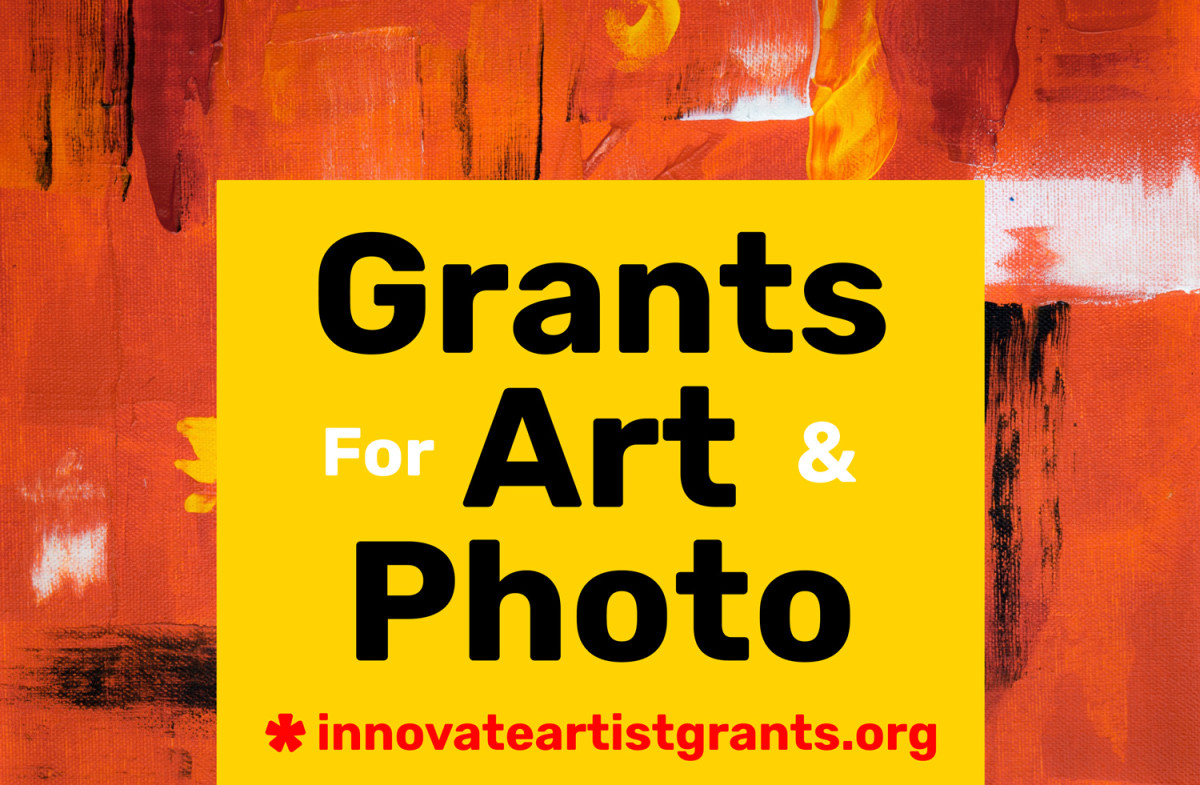 Call for Artists & Photographers - $550.00 Innovate Grants