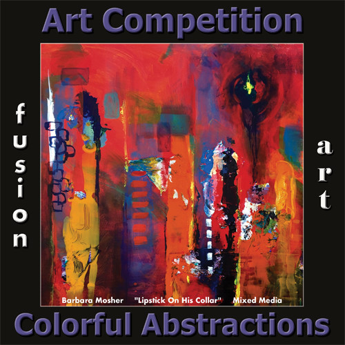 5th Annual Colorful Abstractions Art Competition