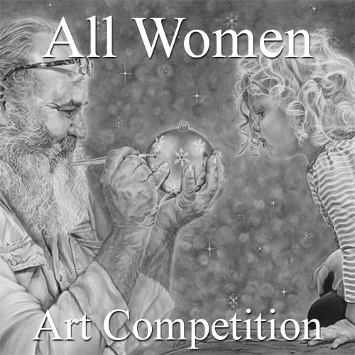 "9th Annual ""All Women"" Online Art Competition"