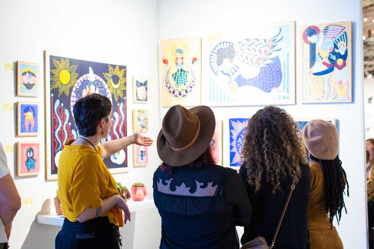 Open Call: Superfine! Art Fair | LA 2020