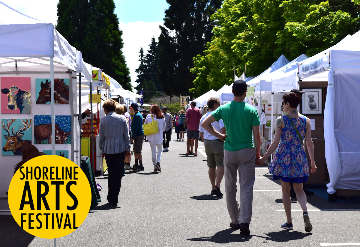 Shoreline Arts Festival - Artist Marketplace