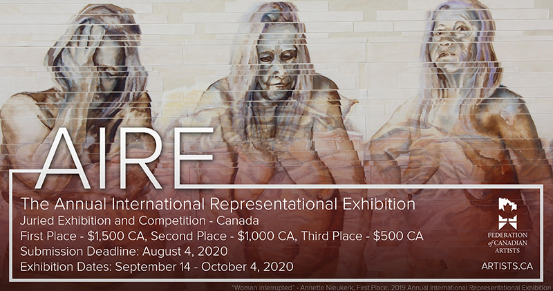 2020 Annual International Representational Exhibition