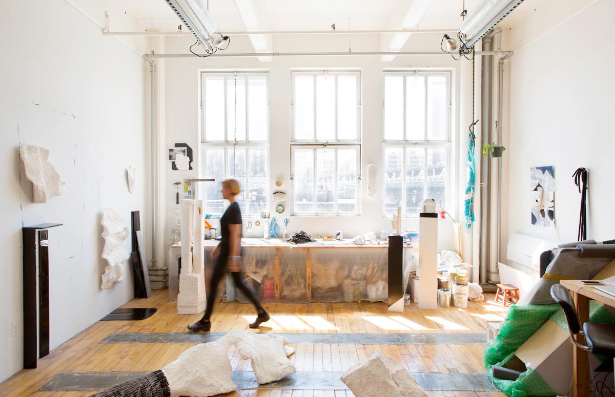 Sharpe-Walentas Studio Program Artist Residency