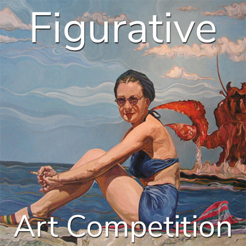 """10th Annual """"Figurative"""" Online Art Competition"""
