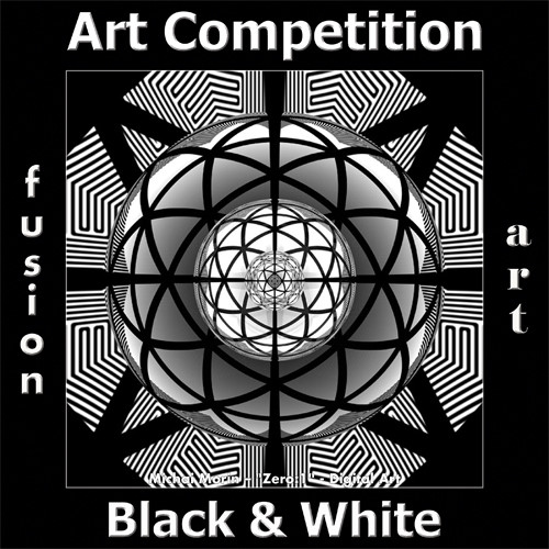 4th Annual Black & White Art Competition