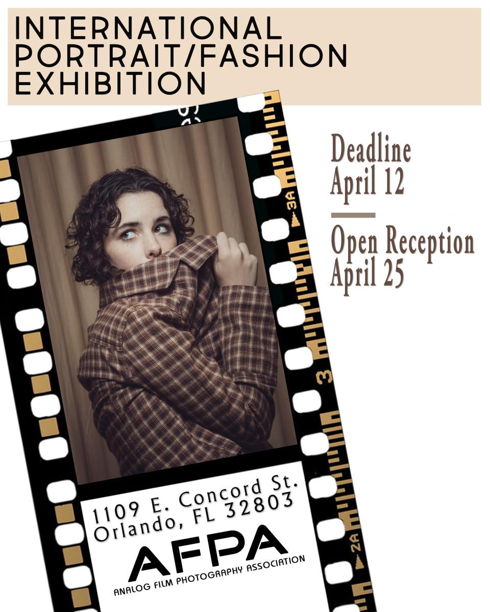 International Portrait/Fashion Exhibition