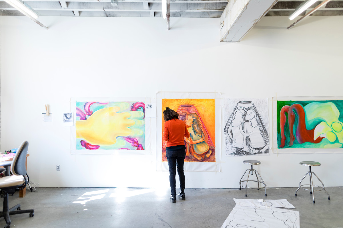 Bemis Center for Contemporary Arts: Fall 2021 Artists-in-Residence Opportunities