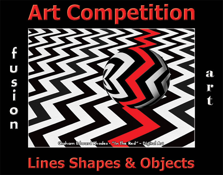 2nd Annual Lines, Shapes & Objects Art Competition