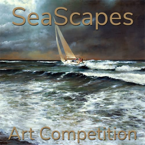 "10th Annual ""SeaScapes"" Online Art Competition"