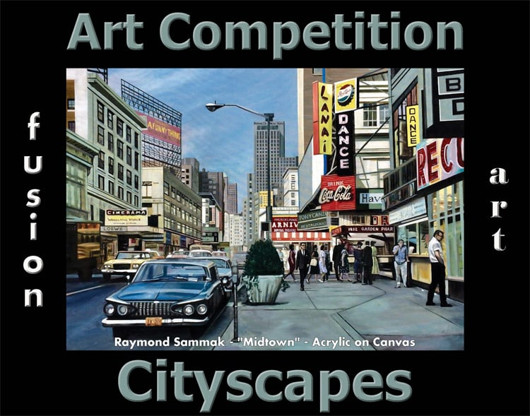 5th Annual Cityscapes Art Competition