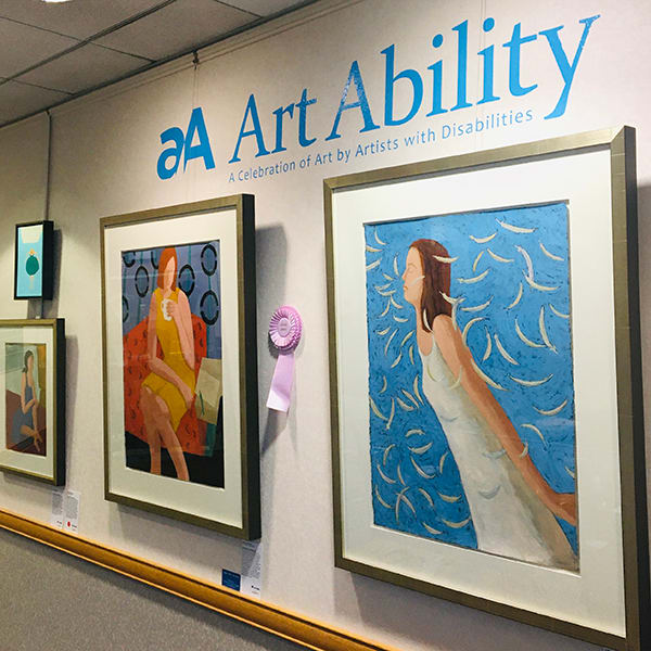 Annual Art Ability Exhibition & Sale