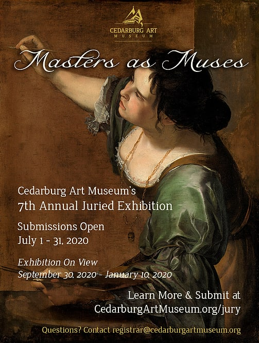 2020 Juried Exhibition: Masters as Muses