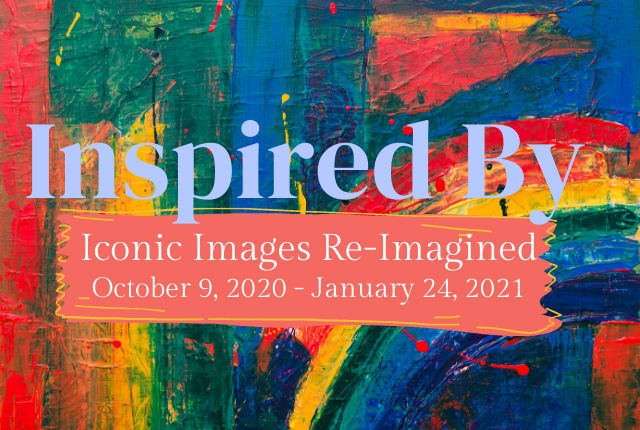 Inspired By: Iconic Images Re-Imagined