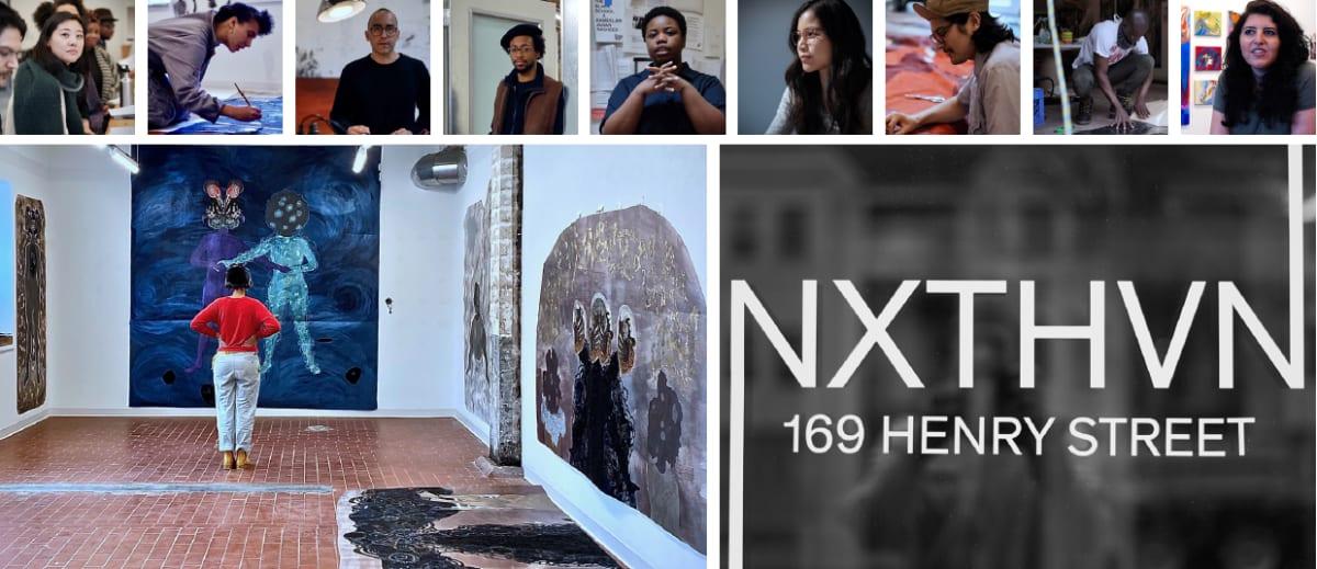 2021-2022 Studio and Curatorial Fellowships