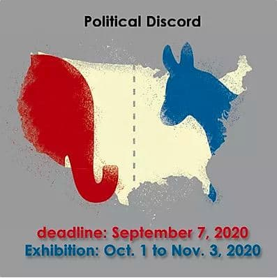 Political Discord: Online Exhibition