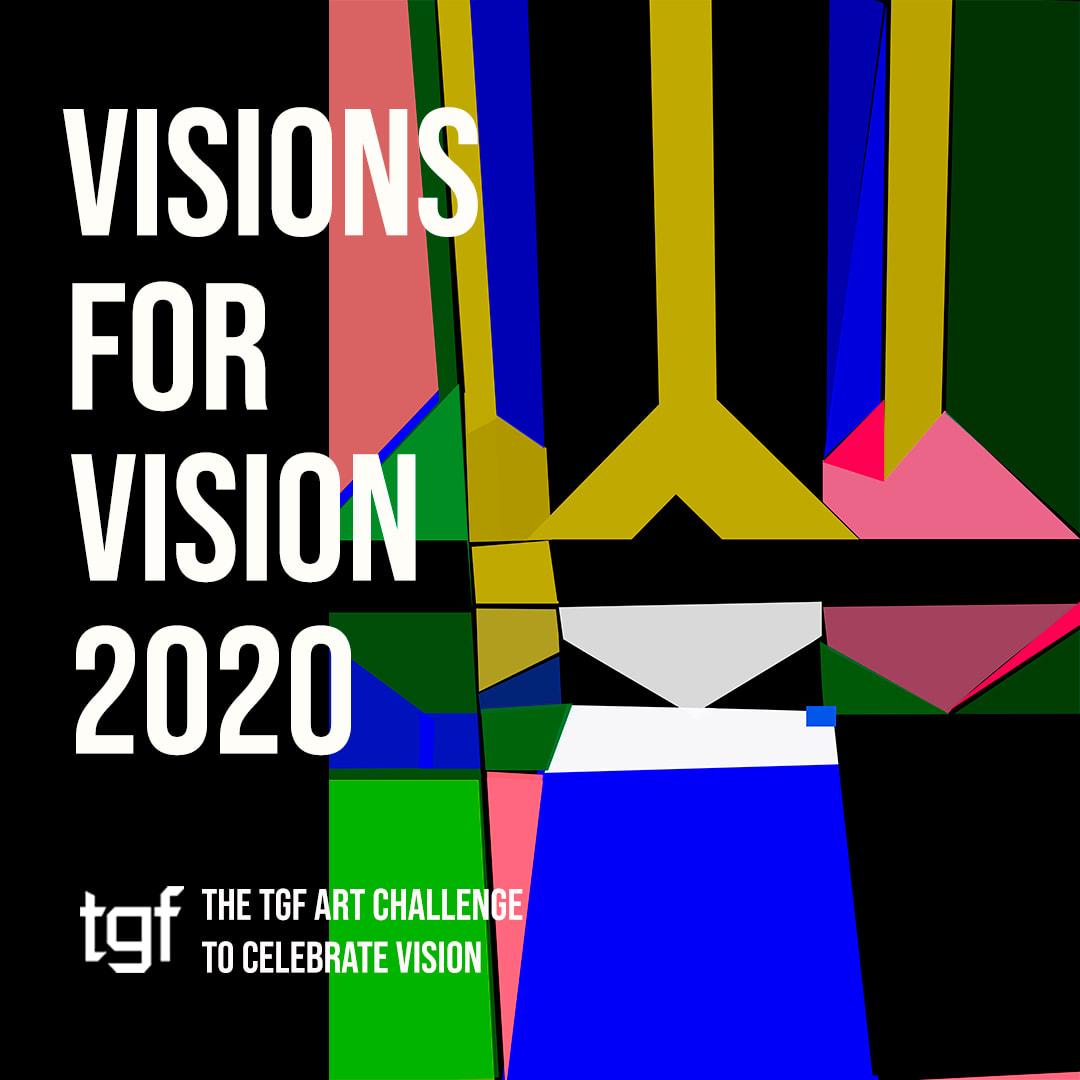 TGF Art Challenge to Celebrate Vision