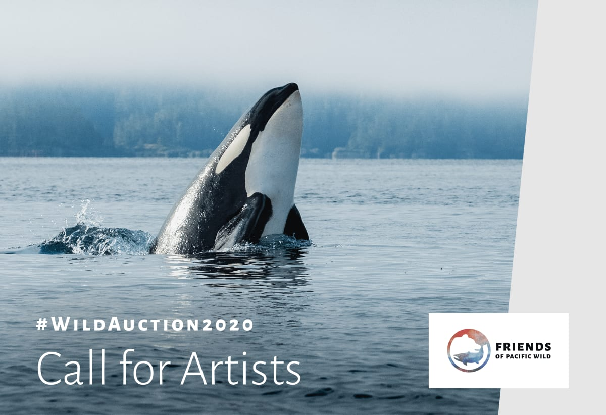 #WildAuction2020 (paid) for Conservation of the Great Bear Rainforest